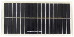 8V 240mA Mono Solar Panel 1.92