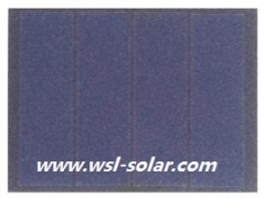 2V 80mA Mini Solar Panel with Sunpower solar cell
