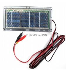 6/12V solar Panel