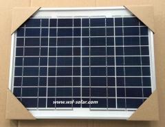 10W 18V Poly Solar Module 10