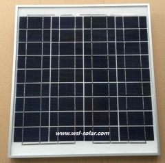 15Watts 18Volts Poly Solar Panel 15
