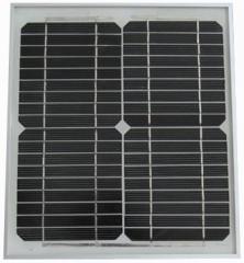 18V solar panel 18 Watt 18