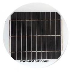 5V 4.8W Round Solar Panel 4.8