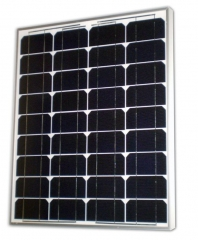 Monocrystalline photovoltaic modules 70 Wp 70