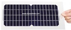 5W Flex-Mono solar panel 5