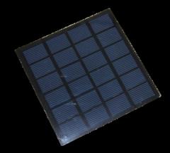 1.7 Watt 6 Volt Solar module 1.7