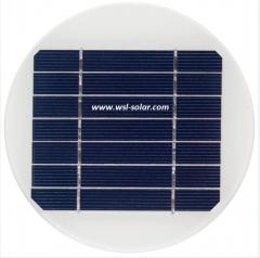 circular solar panel 1.5Wp 3.5V 1.5