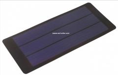 flexible Solarzelle  Solarmodul 1