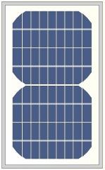 5W 18V photovoltaic solar module 5