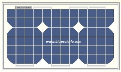small monocrystalline pv panel 10W 10
