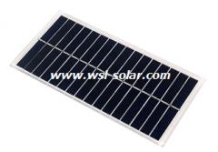 2W 8V Custom designed Solar Module 2