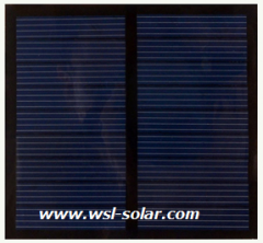 9V 0.5W PET Photovoltaic Panel