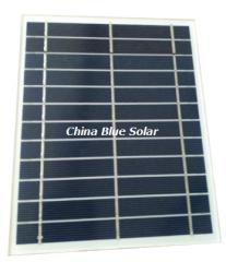 Solar Panel 6V 3.2W Poly