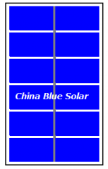 1.1W 3.5V, Sunpower solar cell panel, China solar panel factory 1.1