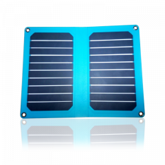 Sunpower solar panel charger + PET laminated 12W