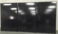 290W mono black solar panel 290