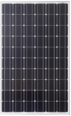 Monocrystalline photovoltaic modules 245 Wp