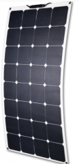 Semi-flexible solar panel(Sunpower cell) 100