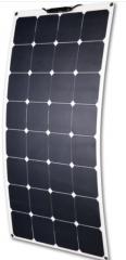 Semi-flexible solar panel(Sunpower cell)