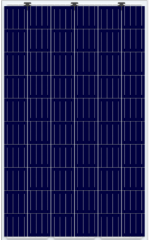 Double-glass BIPV Poly 60cell