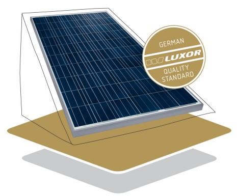 Luxor Solar Eco Line P60 270 290w Solar Panel Datasheet Enf Panel Directory