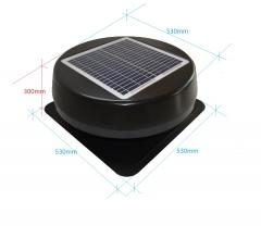 attic-fan solar panel 18V 10