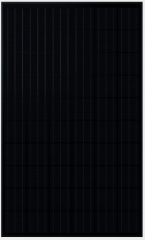 Poly Solar Cell Black