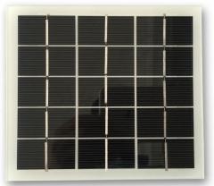 7.5V 300mA OEM solar panel 2.3