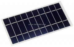 2.5 Wp Small Solar Panel 5V Monocrystalline