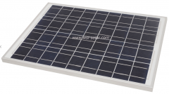 20 Wp 18V Solar Panel Polycrystalline