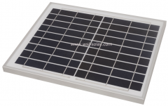 10 Wp 18V Solar Panel Polycrystalline