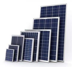 12V Solar Panel Poly
