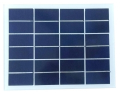 traffic light solar panel poly