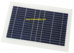 Module solaire de silicium cristallin 9W 15V 9