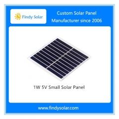1W 5V Small Solar Panel