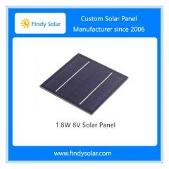 1.8W 8V Small Solar Panel