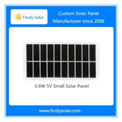 0.8W 5V Mini Solar Panel
