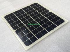 maßgefertigtes Mini-Solarmodul