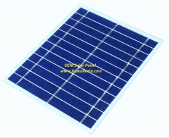 small + custom solar panel 3.4