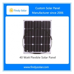 Flexible Solar Panel 40W
