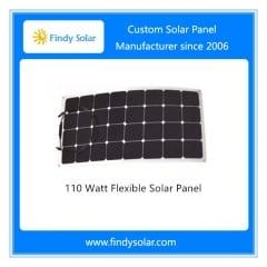 Flexible Solar Panel 110W
