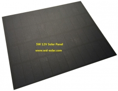 custom solar panel 5W 12V
