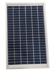 34.5V 6.5W Solar Panel Poly