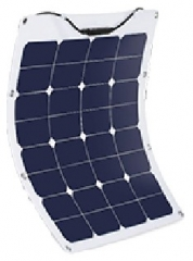 THS-SF50W   semi flexible solar panel 545*535*3mm