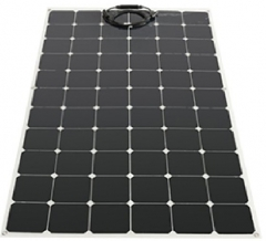 THS-SF200 semi flexible solar panel  1450*805*3mm 200