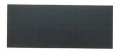 3.6W 16V Sunpower Solar Panel