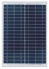 20W Multi-crystalline Solar Panel