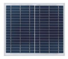10W 12V Solar Panel, Polycrystalline