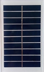 1.5w 5v Tempered Glass Mini Solar Panel Module