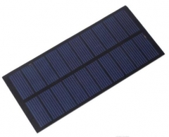 5V 1.5W Small Solar Panel for 3.6V DC Battery